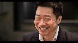 Meet Toshihiko Yasuda, Head of Business Development at AWS Japan