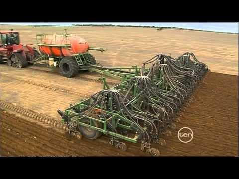 Iffla farm, Seeding Western Australia