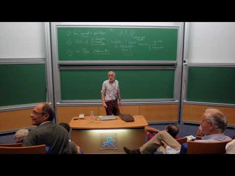 Alain Connes, « Why Four Dimensions and the Standard Model Coupled to Gravity ... »