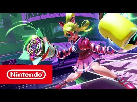 ARMS - Meet Ribbon Girl (Nintendo Switch)