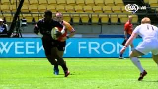 Jerry Tuwai. HD Rugby Highlights. 2014/2015 (HSBC World 7s Series 1st half of season)