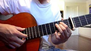 guitar tutorial 5 o clock t pain wiz khalifa and lily allen