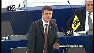 Gerard Batten: We already have enough criminals from Kosovo...