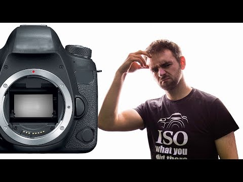 Is Full Frame REALLY WORTH IT?