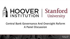 Central Bank Governance And Oversight Reform: A Panel Discussion
