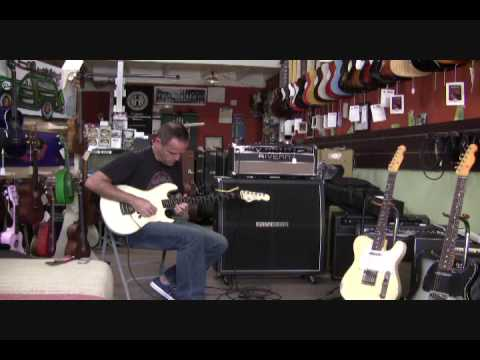 g l jerry cantrell rampage rivera amp youtube. Black Bedroom Furniture Sets. Home Design Ideas