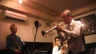 2013 5/6ミントンハウス中川家trumpet 中川喜弘 trombone banjo ジャッ...