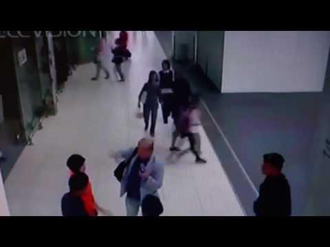 [衝撃映像] 金正男 暗殺動画  VXガス [ノーカット ]kim jong-nam
