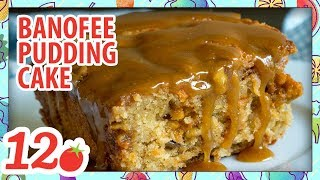 How to Make: Stick Banoffee Pudding Cake