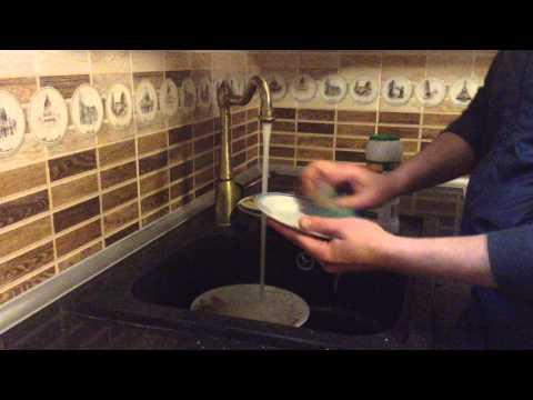 / Правила мытья посуды и инвентаря в буфетной