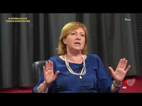Elettori & Eletti 2017/18 014 Tonia Spina, Candidata sindaco Bisceglie