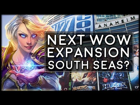 Next World of Warcraft Expansion - Tides of Vengeance? | WoW Legion thumbnail