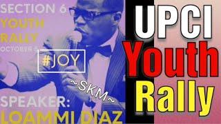 UPCI Youth Rally Section 6 / Loammi Diaz