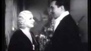 Mae West in I'm No Angel Trailer
