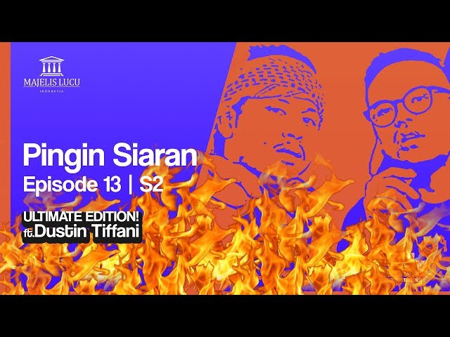 Pingin Siaran - Episode 13 | Season 02 | ULTIMATE!
