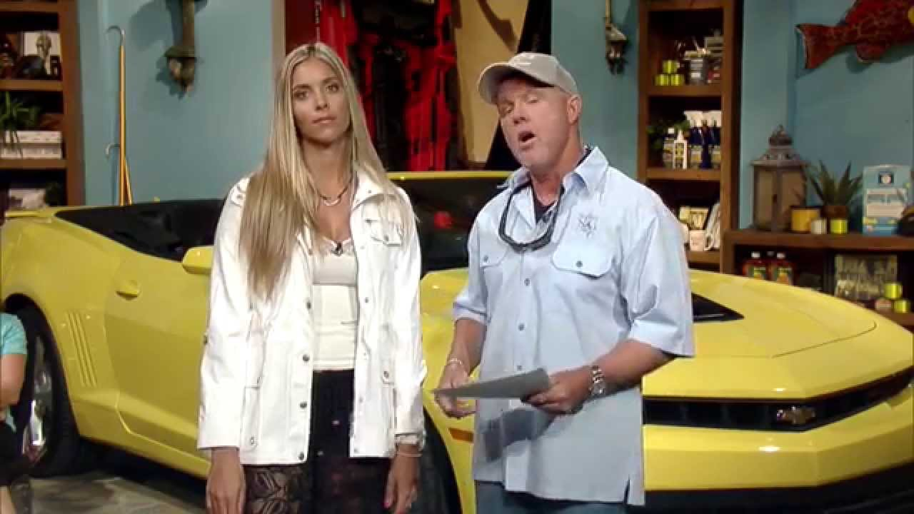 Ladies show 2015 chevy florida insider fishing report for Chevy florida fishing report