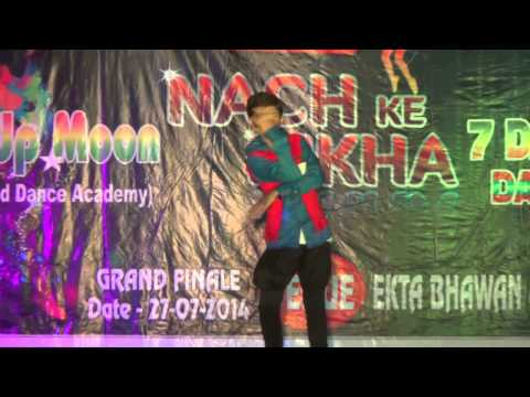 chingari bheegi dekho choreography by amit arya