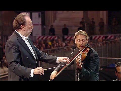 David Garrett: Capriccio No. 24 by N. Paganini