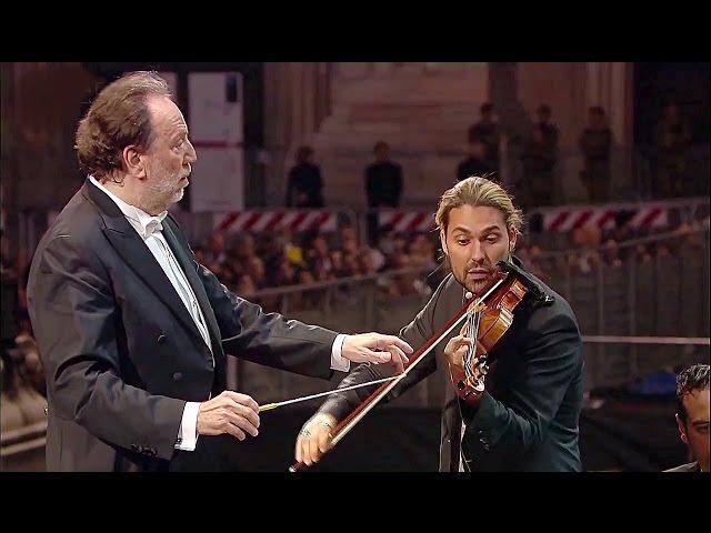 DAVID GARRETT: ? Capriccio No. 24 ? von N. Paganini