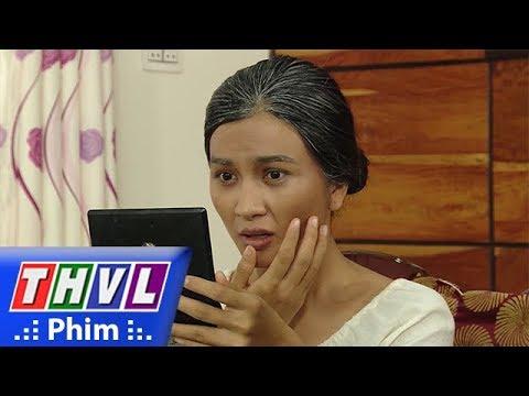 THVL | Mật mã hoa hồng vàng – Tập 8[4]: Lim bất ngờ khi được hóa trang thành một bà lão