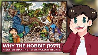 Hobbit 1970s Vs 2010s