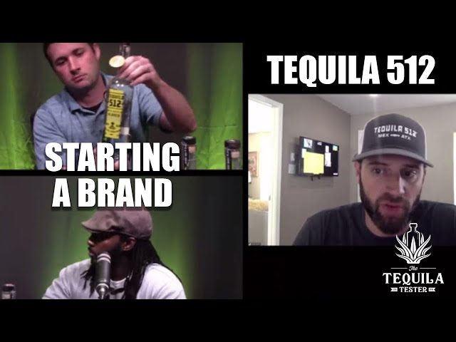 Starting a brand with Scott Willis of Tequila 512 - The Tequila Tester