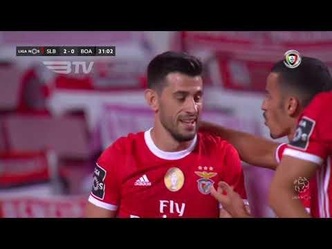 Benfica [2]-0 Boavista - Pizzi 31'