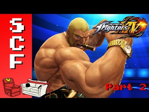 The King of Fighters XIV: Part 2! Super Couch Fighters!