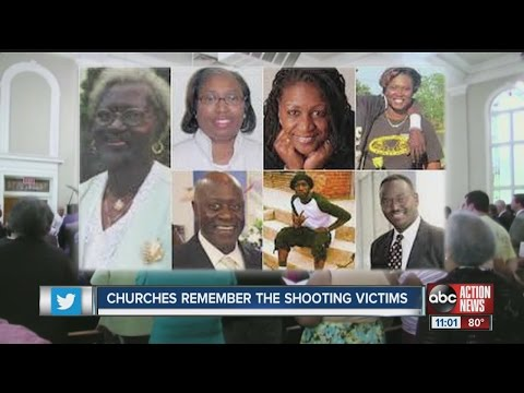 St. Pete church mourns victims of S.C. shooting