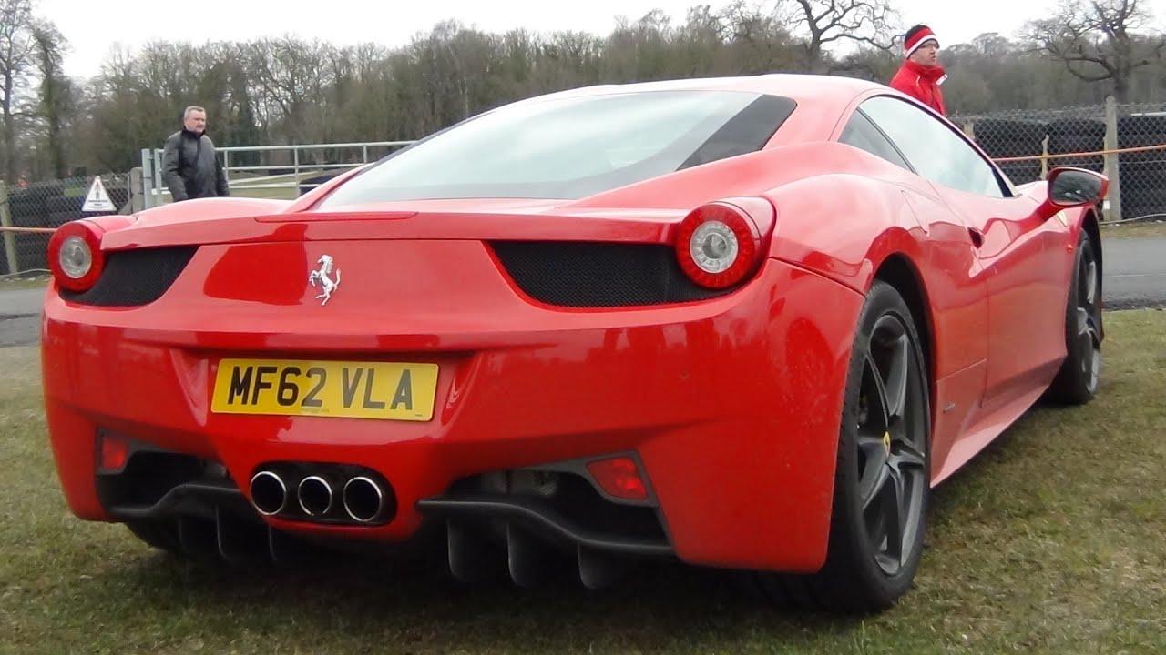 The ULTIMATE Ferrari V8 Sound Compilation - YouTube