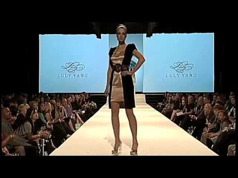Luly Yang 2020 Fashion Show pt1