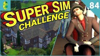 SUPER SIM CHALLENGE | New Mansion! (Part 84)
