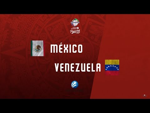 Venezuela Vs Mexico | Juego 10 | Serie Del Caribe Panama 2019 | EN VIVO