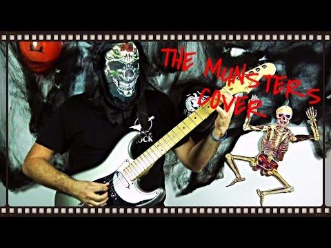 The Munsters Cover | La Familia Monsters Cover | Guitarra