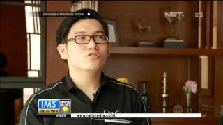 """Interviewed by NET TV """"Indonesia Morning Show"""""""