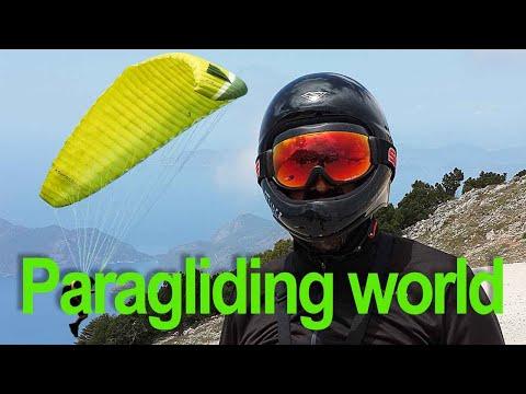 Yamaç Paraşütü Yelken Uçuşu Ormanlı Sahili/Çatalca