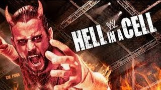 WWE Hell In A Cell 2012 Highlights HQ