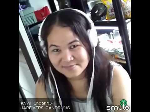 Jare versi gandrung by Endang S