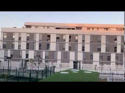 Bingo desde el balcón, o curioso entretemento dos veciños dunha urbanización