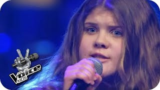 Lady Gaga - Million Reasons (Anais, Leonie, Elvira) | The Voice Kids 2017 | Battles | SAT.1