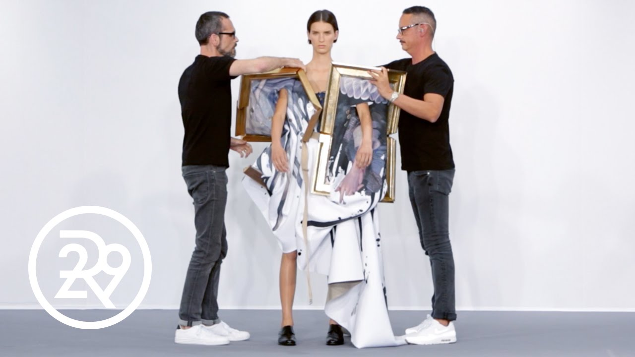 how is fashion art
