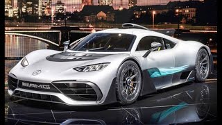 THE Mercedes AMG Project ONE! LIVE   MrJWW