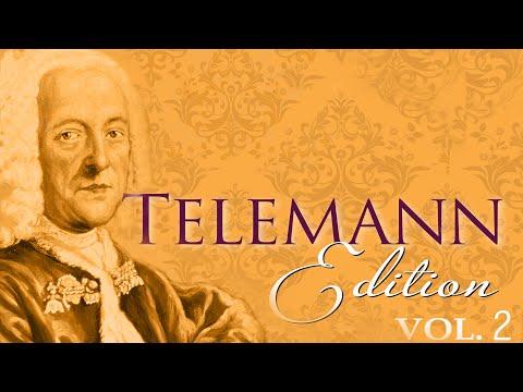 Telemann Edition Vol. 2