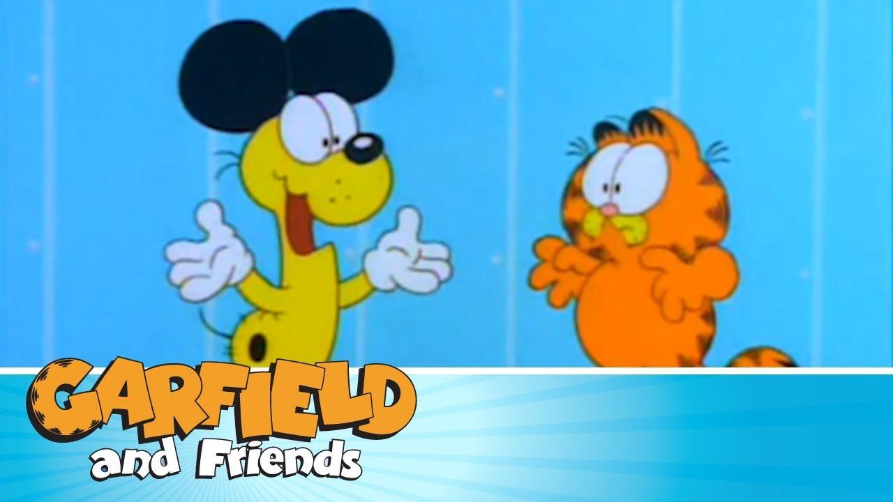 Odie S Impression Garfield Friends Youtube