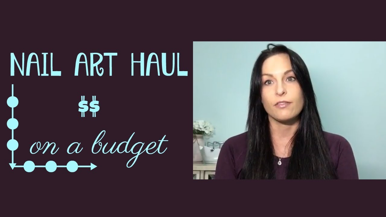 Nail art haul on a budget from eBay *long* for inexpensive art ...
