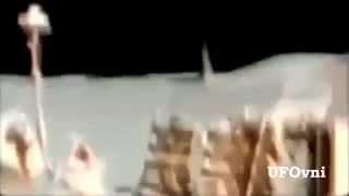 UFO attack ! NASA  on the moonbase Mond 02.10.15!