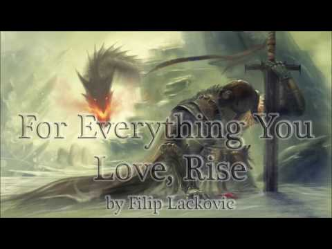Celtic Bagpipe Music - For Everything You Love, Rise