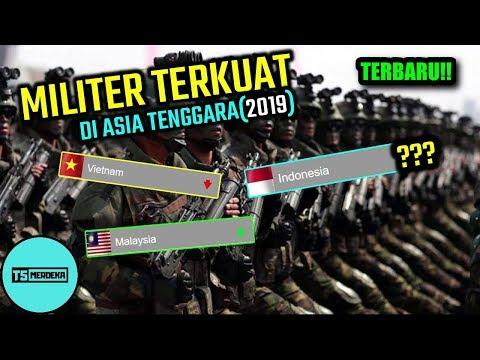 Inilah 5 Negara Dengan Militer Terkuat di Asia Tenggara 2019 !!