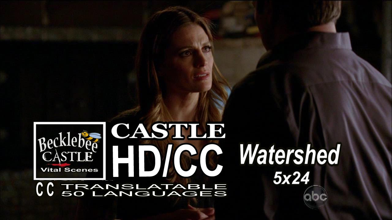 """castle and beckett dating in real life It's back to work day for castle star stana katic each reflects castle and beckett's perspective on """"an event that shifts the entire real people trying."""