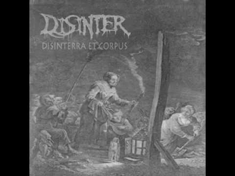 DISINTER (chicago,illinois) ´´disinterra et corpus´´ [demo 1991]